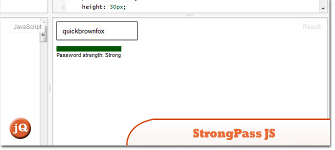 5 Bootstrap Password Strength Meter/Complexity Demos — SitePoint